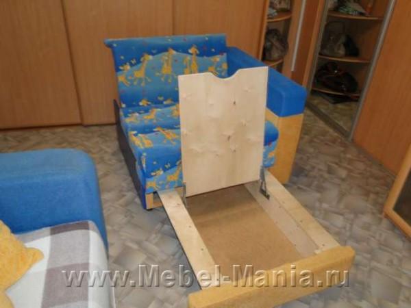 Кресло-кровать для ребенка
