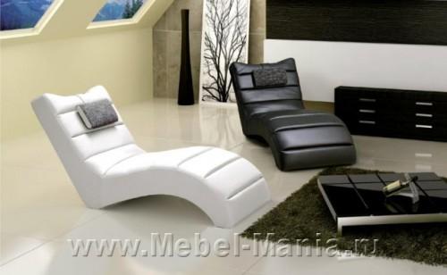 Кресло шезлонг мягкое для дома