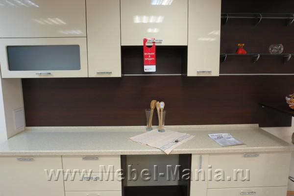 фото глянцевых кухонь