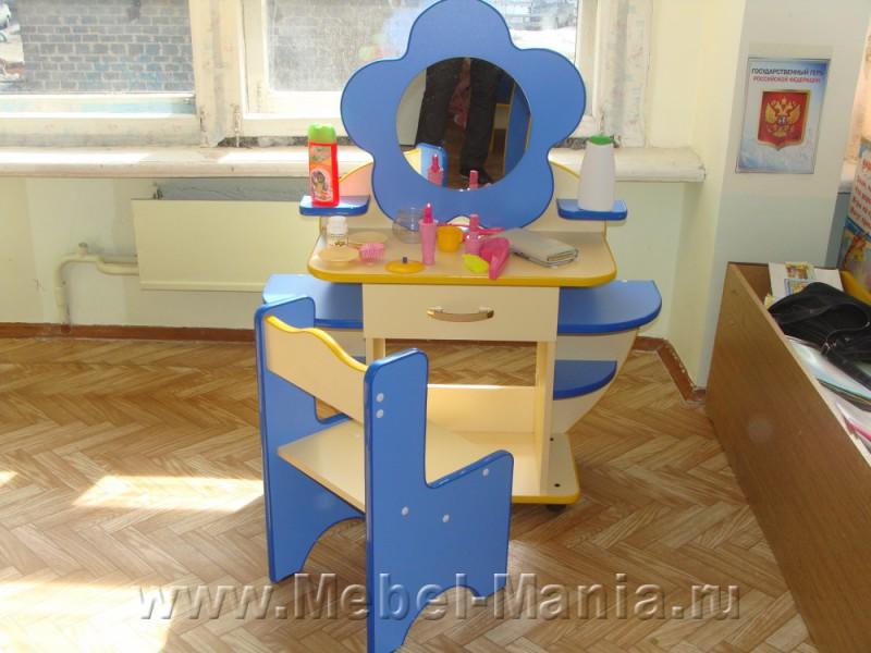 игровая мебель для детского сада парикмахерская фото
