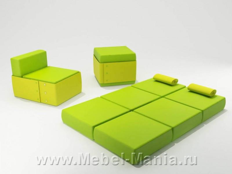 Мягкая мебель трансформеры