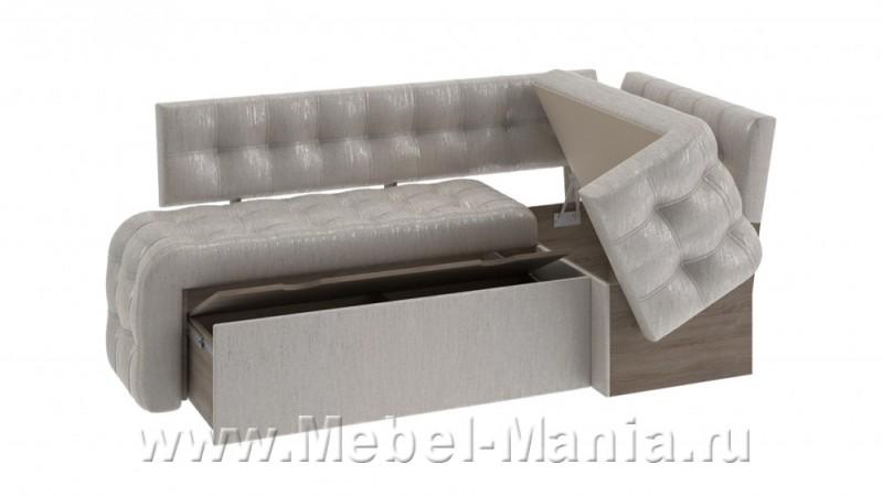 прямые диваны еврокнижка с бельевым ящиком купить