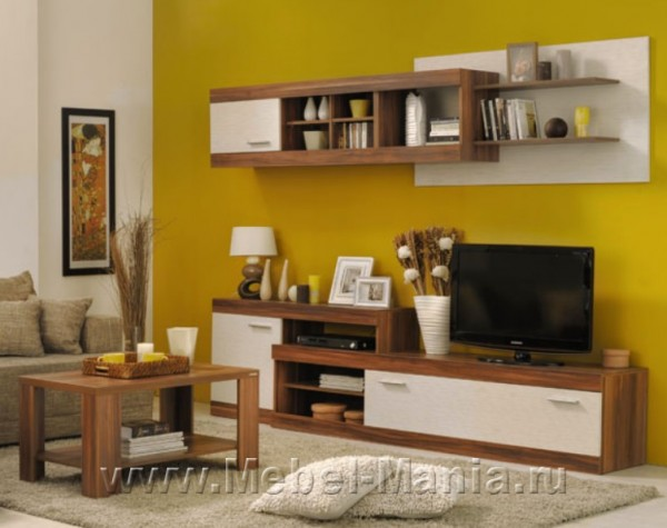 Мебель для гостиной, стенки