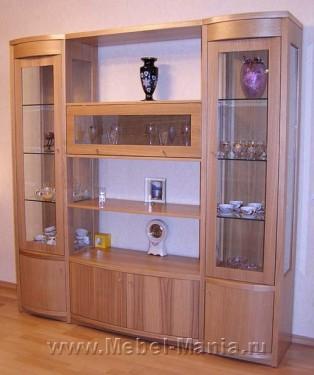 Мебель Для Гостиной Из Шпона В Москве