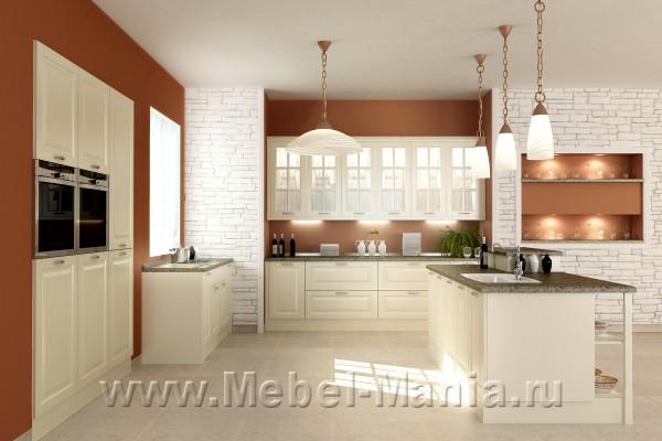 кухни фото лорена